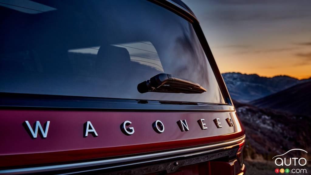 Jeep Wagoneer 2022, hayon