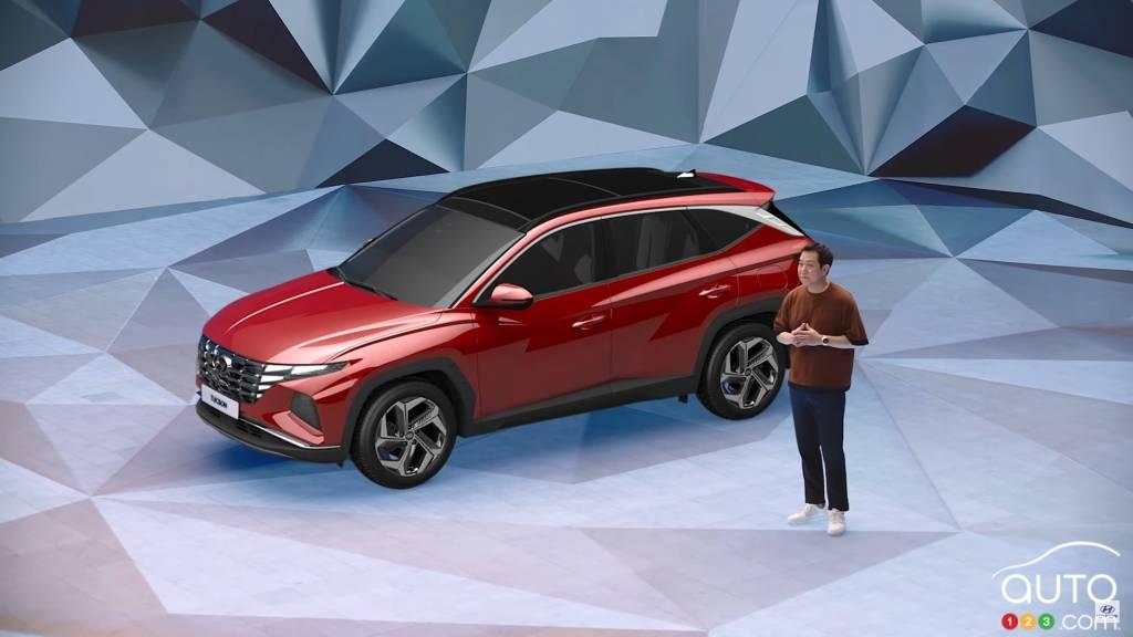 Présentation du Hyundai Tucson 2022