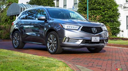 2019 Acura MDX Technology Review, Release Date, Price >> 2019 Acura Mdx Pricing And Details For Canada Car News Auto123