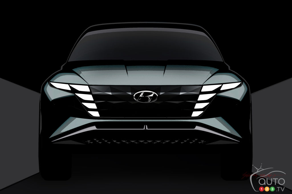 Prototype Hyundai Vision T