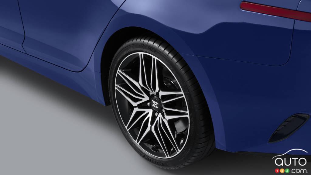 Kia Stinger 2021, roue