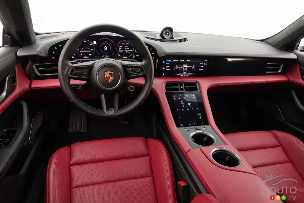 2020 Porsche Taycan Turbo S Review Car Reviews Auto123