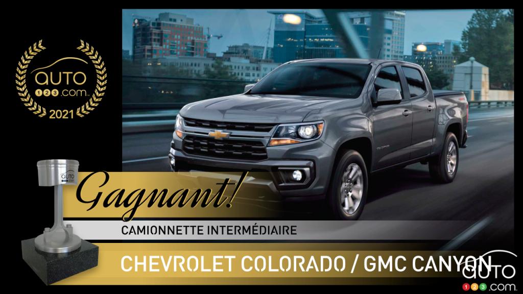 Chevrolet Colorado / GMC Canyon