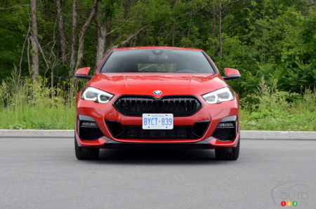 2020 BMW 228i xDrive, front
