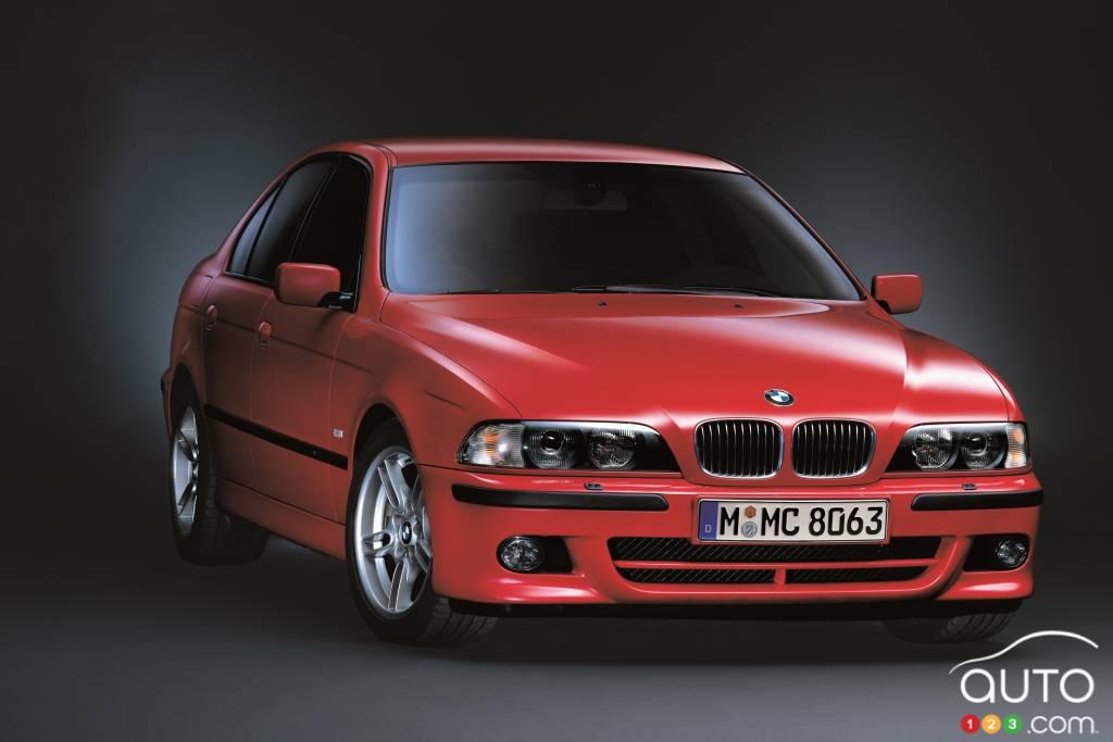 BMW Série 5 1997