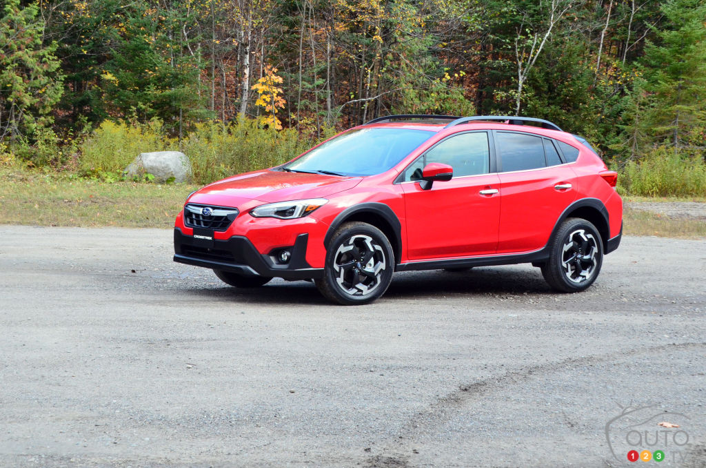 Subaru Crosstrek Limited 2021