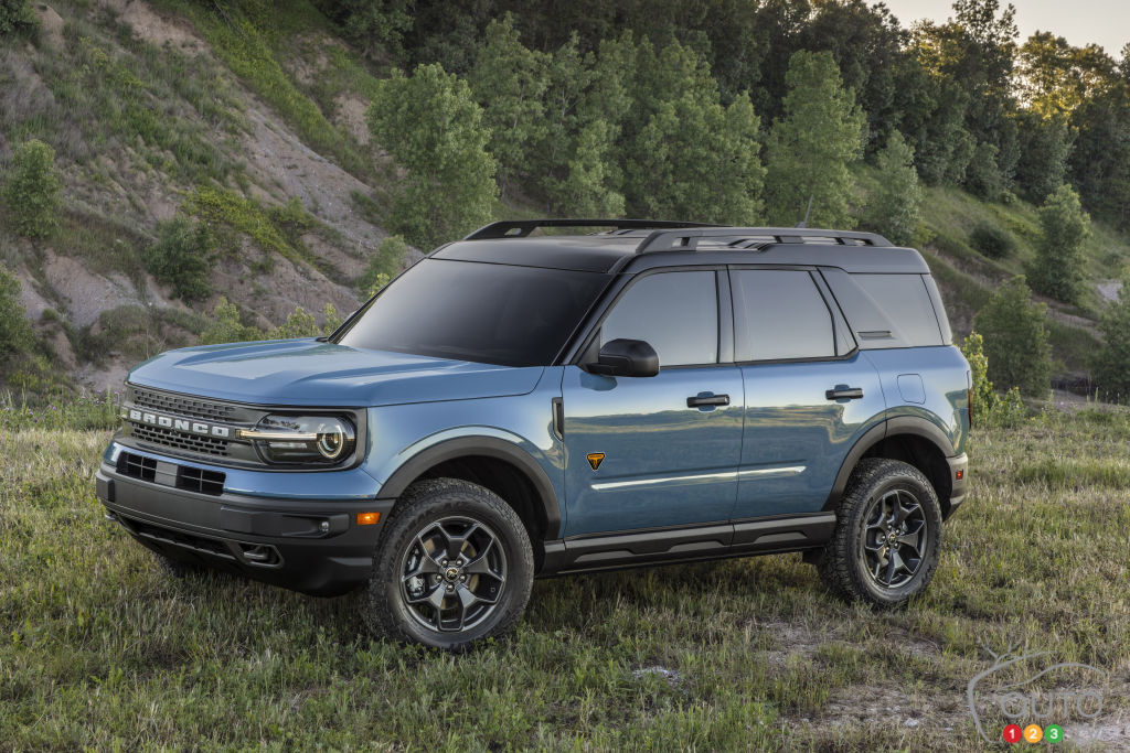 The Reimagined 2021 Ford Bronco Finally Introduced Car News Auto123