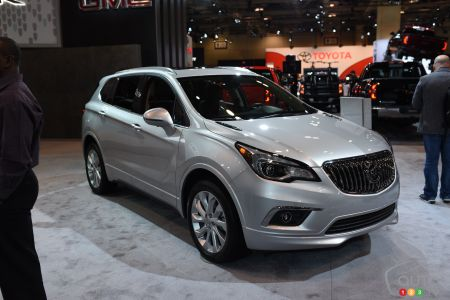 The 2016 Buick Envision