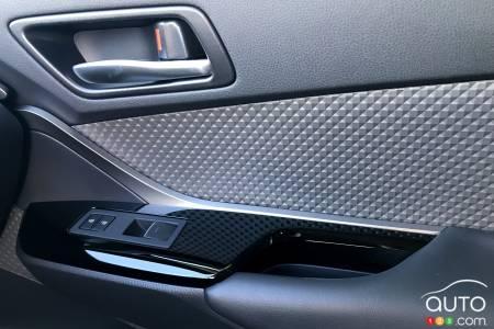 2020 Toyota C-HR, interior, door