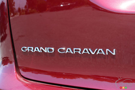 2021 Chrysler Grand Caravan, name