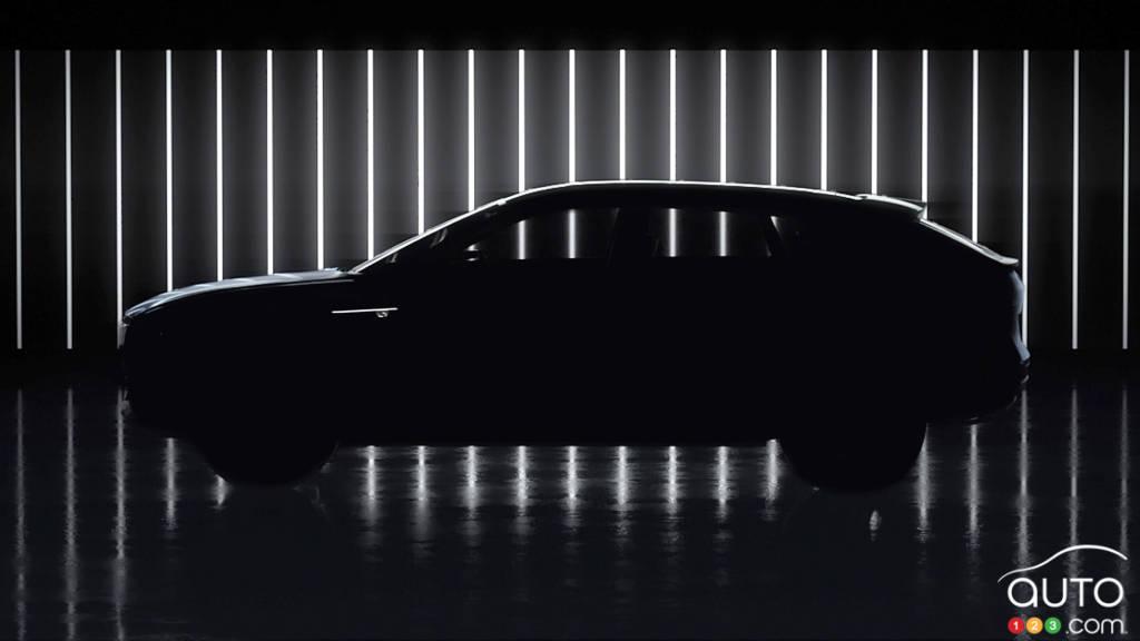 Cadillac Lyriq, profil
