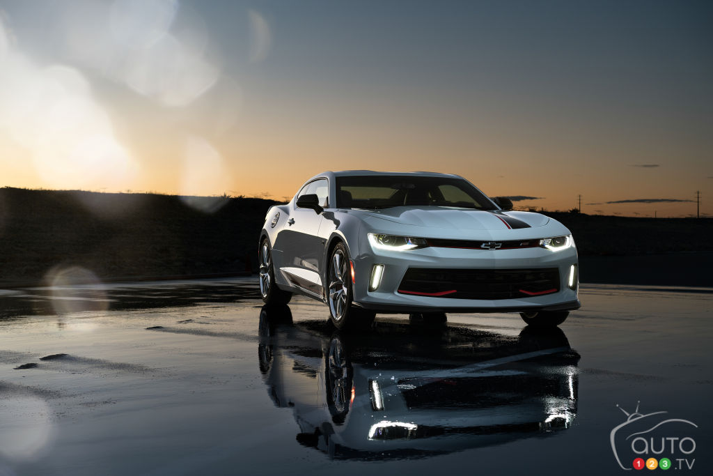 Chevy Performance Parts Put To The Test On Camaro Cruze
