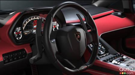 Lamborghini Countach LPI 800-4, Volante