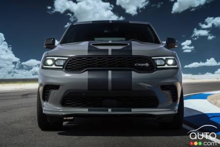 2021 Dodge Durango SRT Hellcat, front
