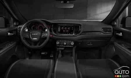 2021 Dodge Durango SRT Hellcat, interior