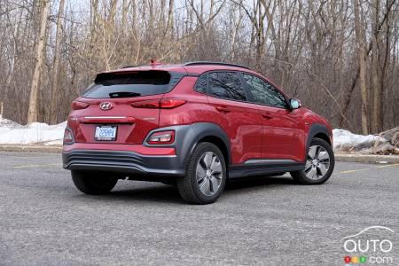 Comparison 2019 Hyundai Kona Electric Vs 2019 Kia Niro Ev