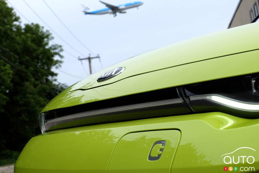 Kia Soul EV 2020