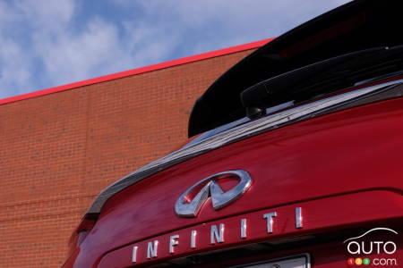2020 Infiniti QX50, hatch
