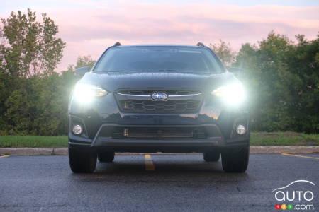 2019 Subaru Crosstrek Review | Car Reviews | Auto123