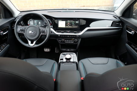 2020 Kia Niro Ev Review Car Reviews Auto123