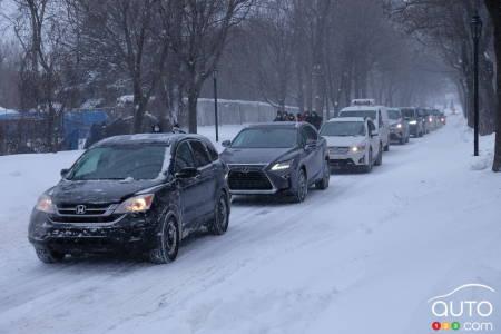 Winter driving, not far off!