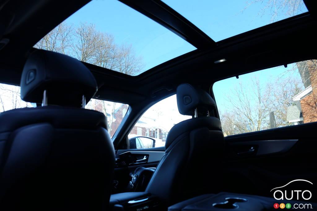 Acura MDX, toit panoramique