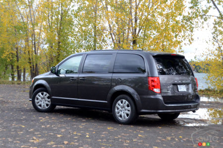 2020 dodge grand caravan review | car reviews | auto123