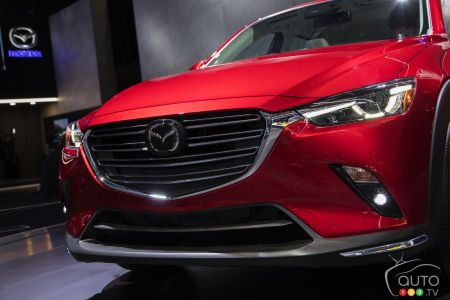 Mazda Cx 3 For Sale >> More horses, G-Vectoring for the updated 2019 Mazda CX-3 | Car News | Auto123
