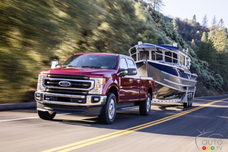 Ford F-250 King Ranch 2020