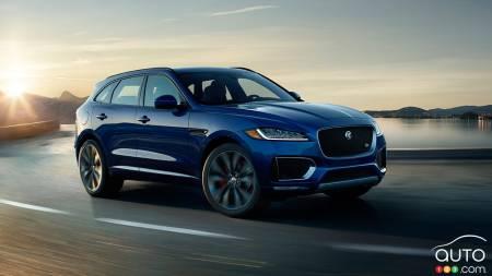 Details On The Svr Version Of The 2019 Jaguar F Pace Car News