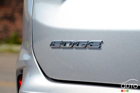 2020 Ford Edge ST, name