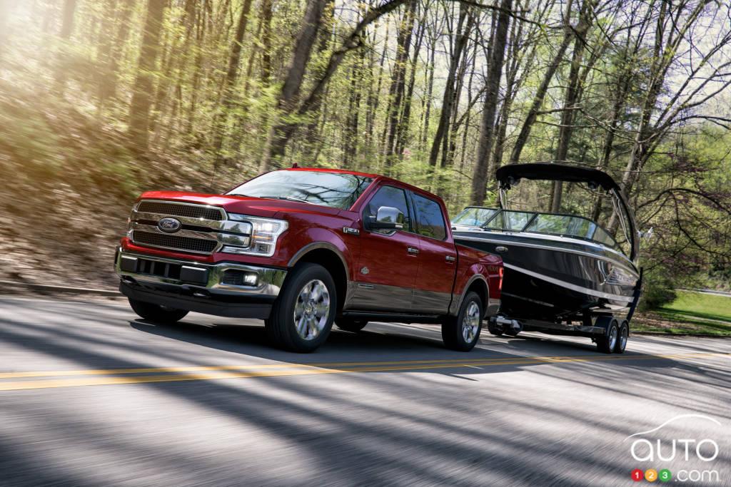 Ford F-150 diesel 2020