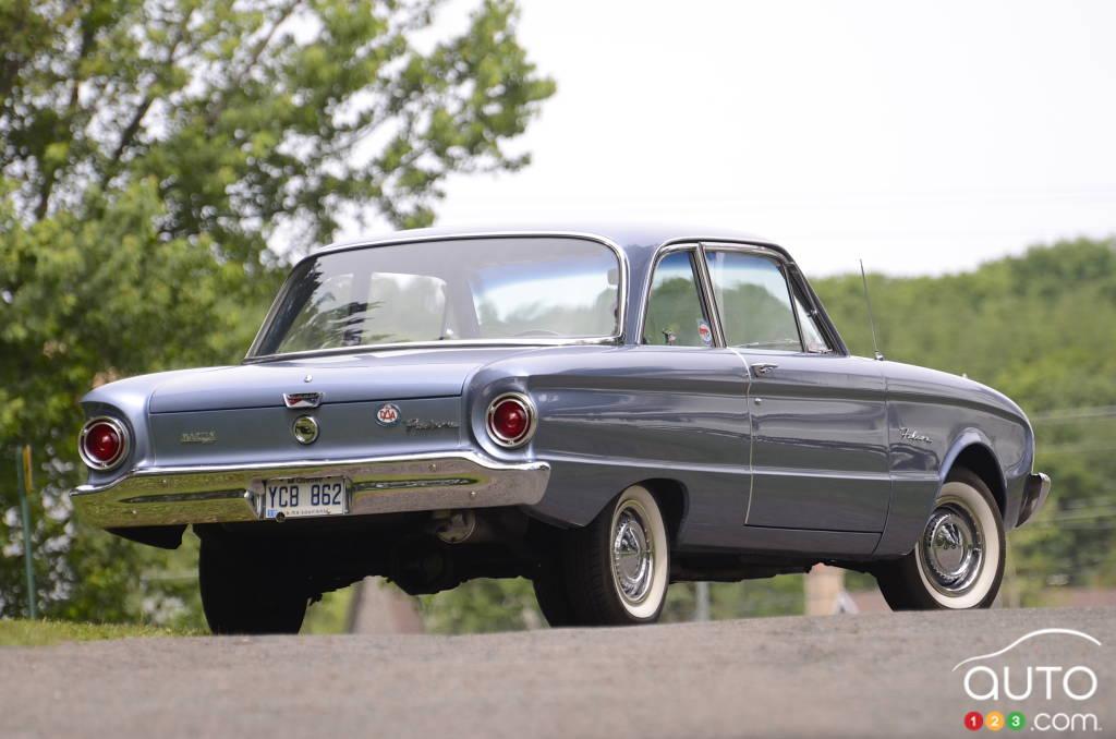 1960 Ford Falcon review | Car Reviews | Auto123