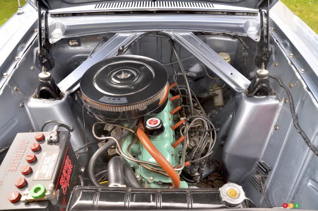 1960 Ford Falcon, engine