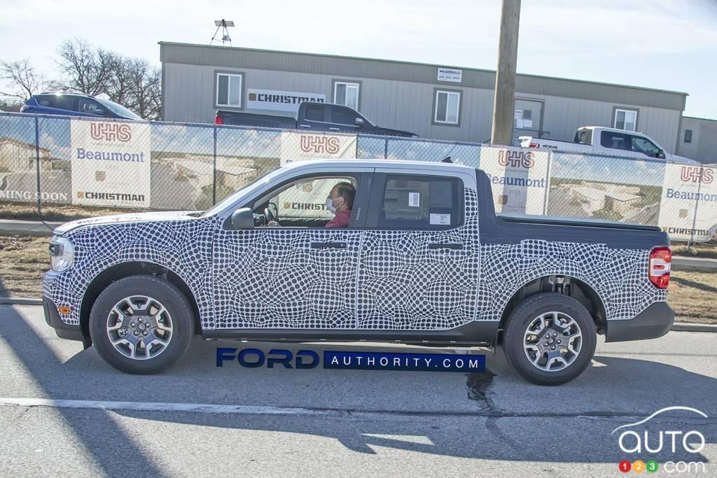 Ford Maverick, profil