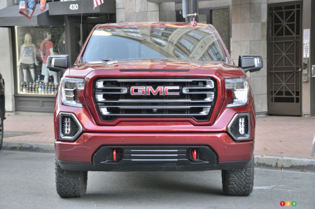 GMC Sierra AT4 2019