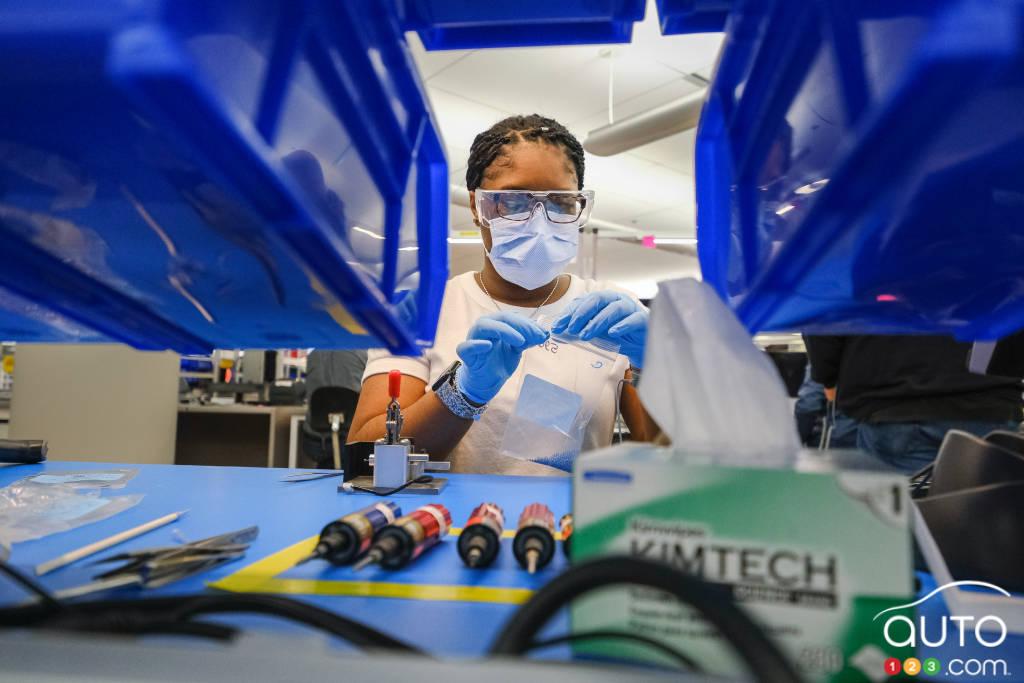 La fabrication des respirateurs est amorcée