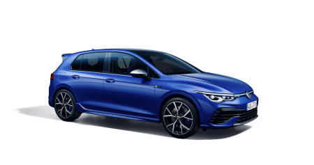 2022 Volkswagen Golf R, profile