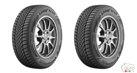 Goodyear will offer us a new winter tire for the next cold season, the WinterCommand Ultra.