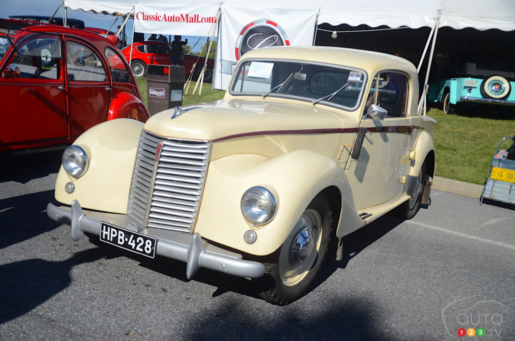 Armstrong Siddeley 1951