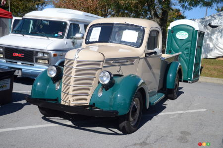 1939 International Harvester D-2