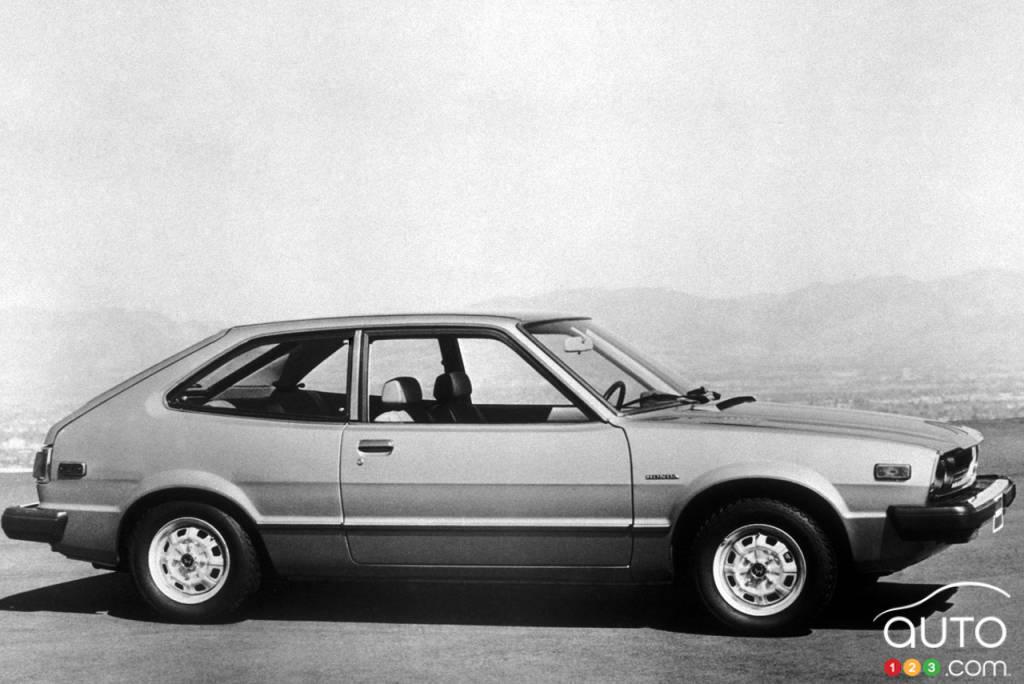 Honda Accord 1976
