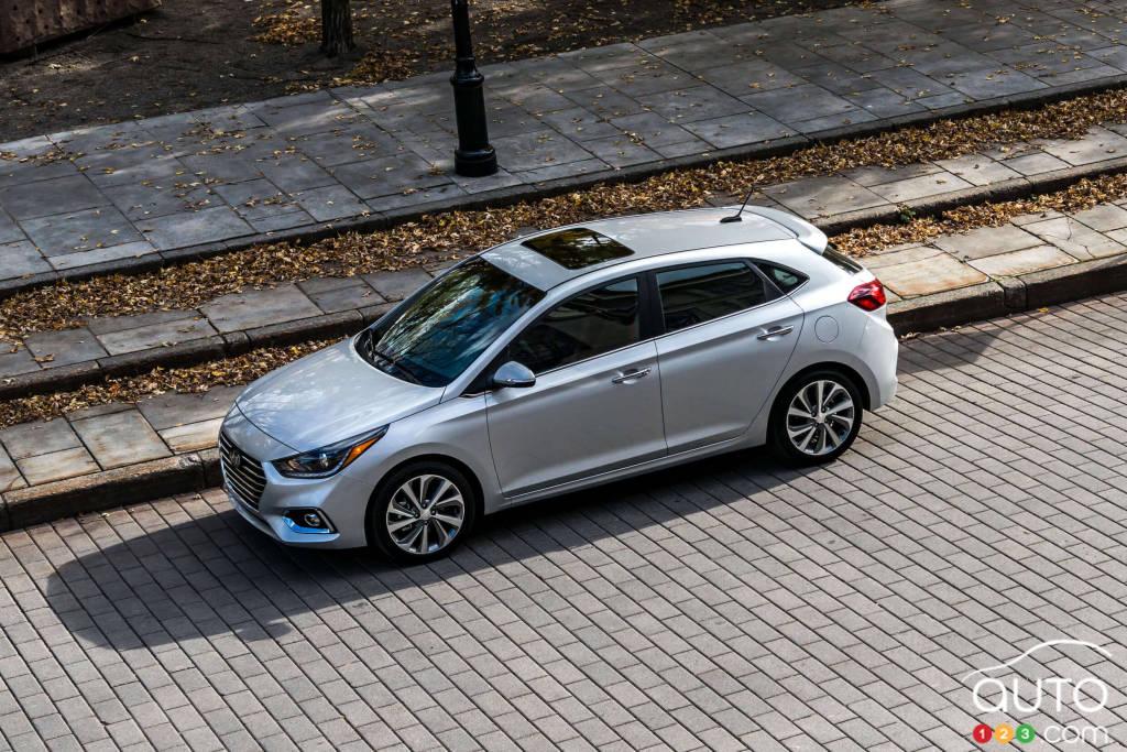 Hyundai Accent 5-portes 2020