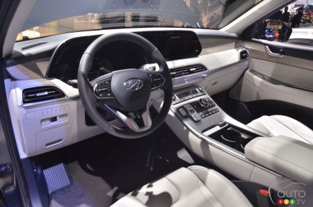 Toronto 2019 Canadian Debut Of The 2020 Hyundai Palisade Car News