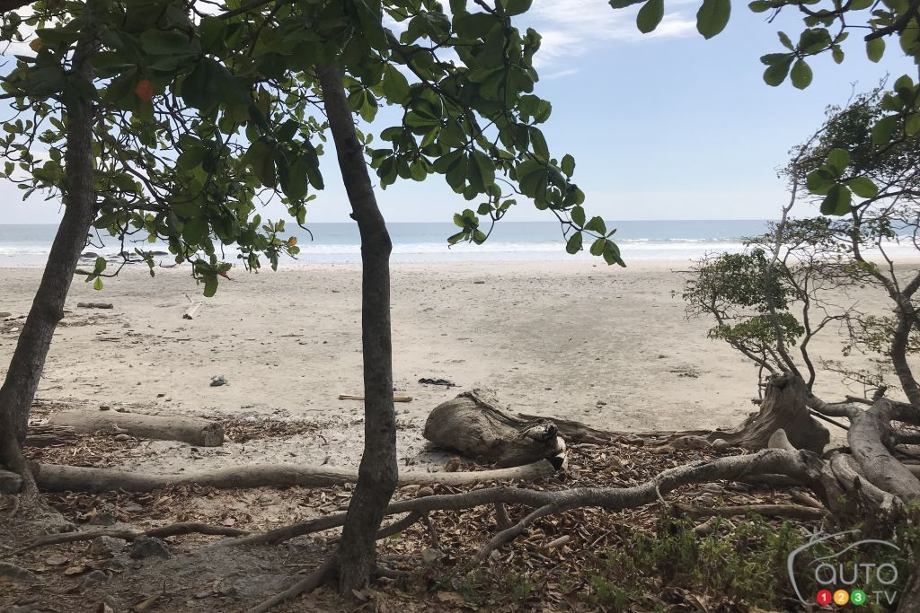 Une autre plage costaricaine
