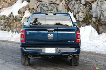 2020 Porsche 911 Carrera S, on the road
