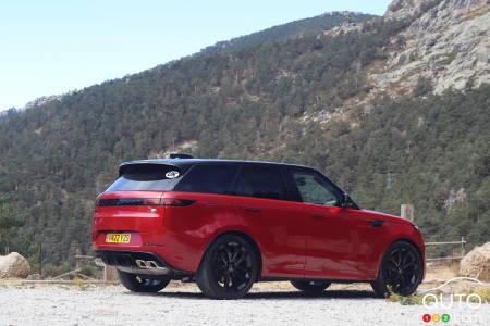 2020 Nissan Sentra, rear