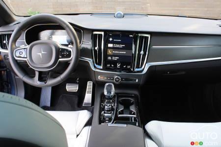2021 Polestar 1, interior