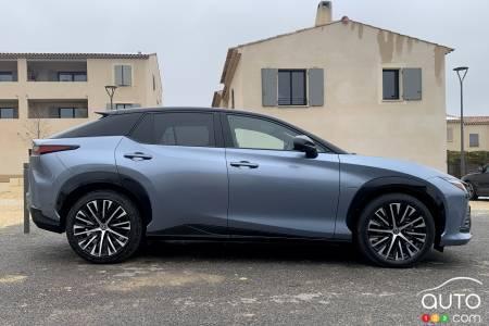 Volvo XC40 Recharge, interior