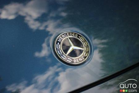 2021 Mercedes-AMG GLB 35, badging